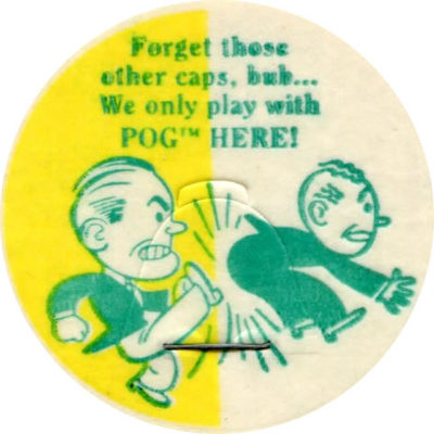 Pog n° - Classics - World Pog Federation (WPF)