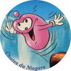 Pog n°2 - Chutes du Niagara - Danone - World Pog Federation (WPF)