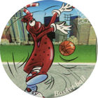 Pog n°8 - Basket-ball - Danone - World Pog Federation (WPF)