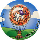 Pog n°13 - MON POG'FIER - Série n°2 - Amora - World Pog Federation (WPF)