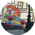 Pog n°31 - POG VOLANT - Série n°2 - Amora - World Pog Federation (WPF)