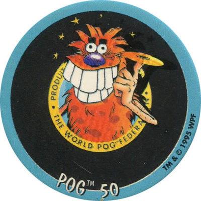Pog n° - Série n°2 - Amora - World Pog Federation (WPF)