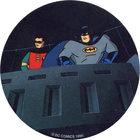 Pog n°13 - Batman & Robin 2 - Batman - World Pog Federation (WPF)