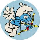 Pog n°1 - Les Schtroumpfs - Caprice des Dieux - World Pog Federation (WPF)