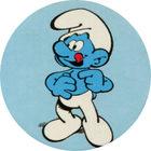 Pog n°25 - Les Schtroumpfs - Caprice des Dieux - World Pog Federation (WPF)