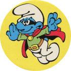 Pog n°30 - Les Schtroumpfs - Caprice des Dieux - World Pog Federation (WPF)