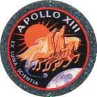 Pog n°1 - Apollo 13 - World Pog Federation (WPF)
