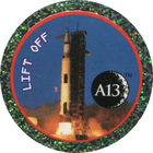 Pog n°3 - Apollo 13 - World Pog Federation (WPF)