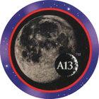 Pog n°9 - Apollo 13 - World Pog Federation (WPF)