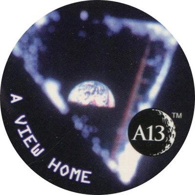 Pog n° - Apollo 13 - World Pog Federation (WPF)