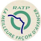 Pog n°2 - 1er trophée de la citoyenneté - RATP - World Pog Federation (WPF)