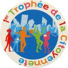 Pog n°6 - 1er trophée de la citoyenneté - RATP - World Pog Federation (WPF)