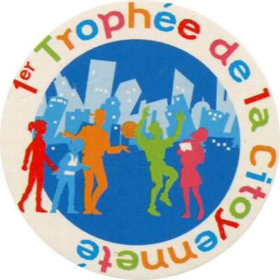 Pog n° - 1er trophée de la citoyenneté - RATP - World Pog Federation (WPF)