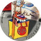 Pog n°15 - POGGY BAG - Série n°2 - Candia - World Pog Federation (WPF)