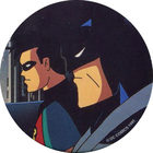 Pog n°14 - Batman & Robin 3 - Batman - World Pog Federation (WPF)