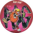Pog n°24 - RAP POG - Série n°2 - Candia - World Pog Federation (WPF)