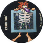 Pog n°28 - RADIO POG - Série n°2 - Candia - World Pog Federation (WPF)