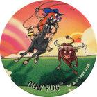 Pog n°33 - COW POG - Série n°2 - Candia - World Pog Federation (WPF)