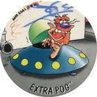 Pog n°39 - EXTRA POG - Série n°2 - Candia - World Pog Federation (WPF)