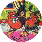 Pog n°40 - ROCK'N POG - Série n°2 - Candia - World Pog Federation (WPF)