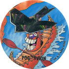 Pog n°85 - POG AVION - Série n°2 - Candia - World Pog Federation (WPF)