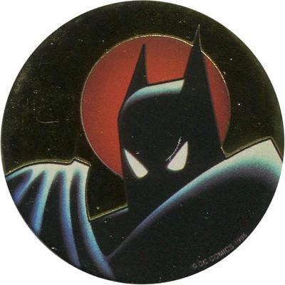 Pog n° - Batman - World Pog Federation (WPF)