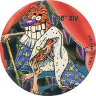 Pog n°9 - POG XIV - Série n°2 - Danone - World Pog Federation (WPF)