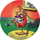 Pog n°17 - TAPETTAPOG - Série n°2 - Danone - World Pog Federation (WPF)