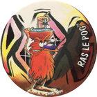 Pog n°45 - RAS LE POG - Série n°2 - Danone - World Pog Federation (WPF)