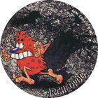 Pog n°61 - ARCHÉOPOG - Série n°2 - Danone - World Pog Federation (WPF)