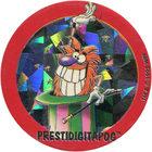 Pog n°76 - PRESTIDIGITAPOG - Série n°2 - Danone - World Pog Federation (WPF)