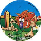 Pog n°86 - POG BONHEUR - Série n°2 - Danone - World Pog Federation (WPF)