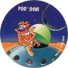Pog n°97 - POG OVNI - Série n°2 - Danone - World Pog Federation (WPF)