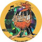 Pog n°3 - MÉLO POG - Série n°2 - Petits musclés - World Pog Federation (WPF)