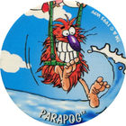 Pog n°5 - PARAPOG - Série n°2 - Petits musclés - World Pog Federation (WPF)