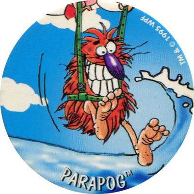 Pog n° - Série n°2 - Petits musclés - World Pog Federation (WPF)