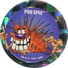 Pog n°12 - POG'EPIC - Série n°2 - Petits musclés - World Pog Federation (WPF)
