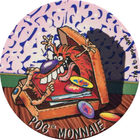 Pog n°18 - POG MONNAIE - Série n°2 - Petits musclés - World Pog Federation (WPF)