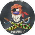 Pog n°27 - POGSAIRE 1 - Série n°2 - Petits musclés - World Pog Federation (WPF)
