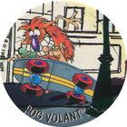 Pog n°31 - POG VOLANT - Série n°2 - Petits musclés - World Pog Federation (WPF)