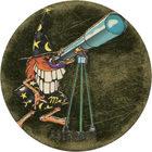 Pog n°35 - ASTROPOG - Série n°2 - Petits musclés - World Pog Federation (WPF)