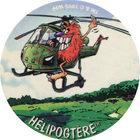 Pog n°38 - HÉLIPOGPTÈRE - Série n°2 - Petits musclés - World Pog Federation (WPF)