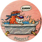 Pog n°56 - POGREKA - Série n°2 - Petits musclés - World Pog Federation (WPF)