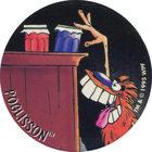 Pog n°58 - POGLISSON - Série n°2 - Petits musclés - World Pog Federation (WPF)