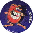 Pog n°62 - DIAMPOG - Série n°2 - Petits musclés - World Pog Federation (WPF)