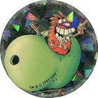 Pog n°81 - POG POURRI - Série n°2 - Petits musclés - World Pog Federation (WPF)