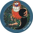 Pog n°90 - POG VIRGULE - Série n°2 - Petits musclés - World Pog Federation (WPF)