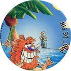 Pog n°93 - POG DE PIN - Série n°2 - Petits musclés - World Pog Federation (WPF)