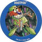 Pog n°96 - DOCTPOG - Série n°2 - Petits musclés - World Pog Federation (WPF)