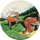 Pog n°99 - BOUL POG - Série n°2 - Petits musclés - World Pog Federation (WPF)